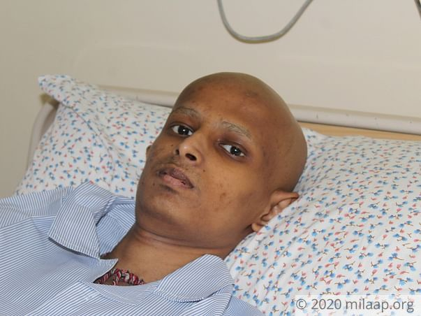 Support Punith to undergo Stem cell transplant