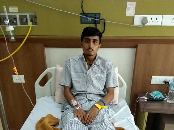 Please Help Vishal Undergo Bone Marrow Transplant