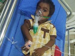 Help Little Lokesh Fight Cancer