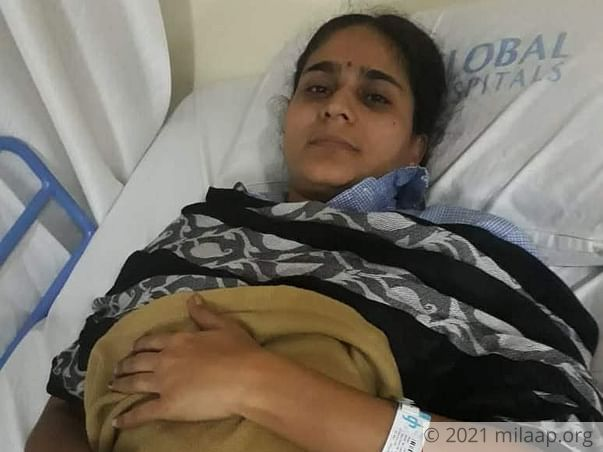 Mamatha Needs An Urgent Surgery And Is Appealing For Your Help