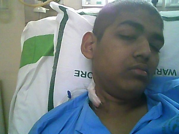 Please Help Aaditya Fight Blood Cancer
