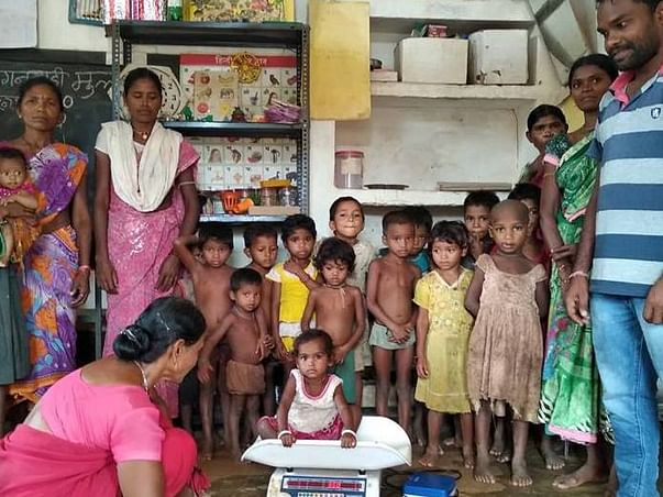 Project Bharat Bachpan - #BestStart2Life #ForEveryChild