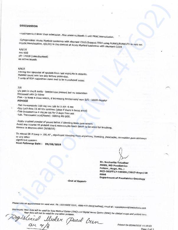 Patient Evaluation Page 2