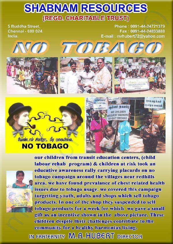 no tobago