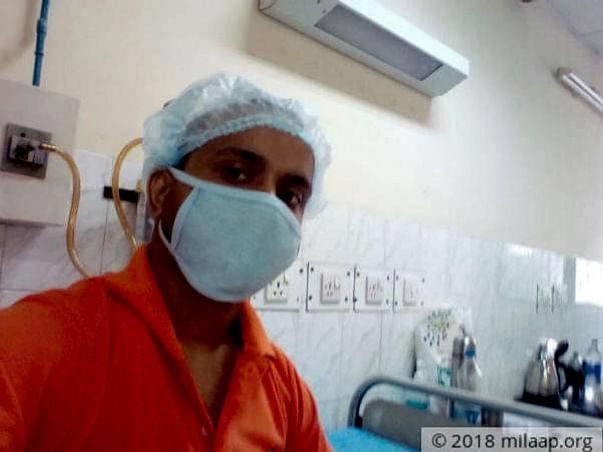 Help 23-year-old Kapil Who Needs A Bone Marrow Transplant
