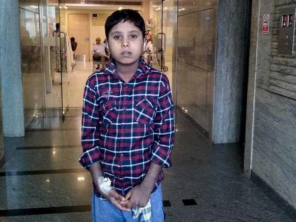 Help 13-yr-old Anshif Undergo an Urgent  Bone Marrow Transplant