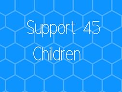 Educational Support for homeless girl children
