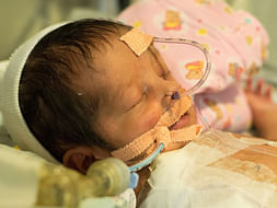 8-Day-Old Tailor's Daughter Who Struggles For Every Breath Needs Help