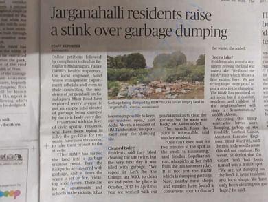 Hindu News Article