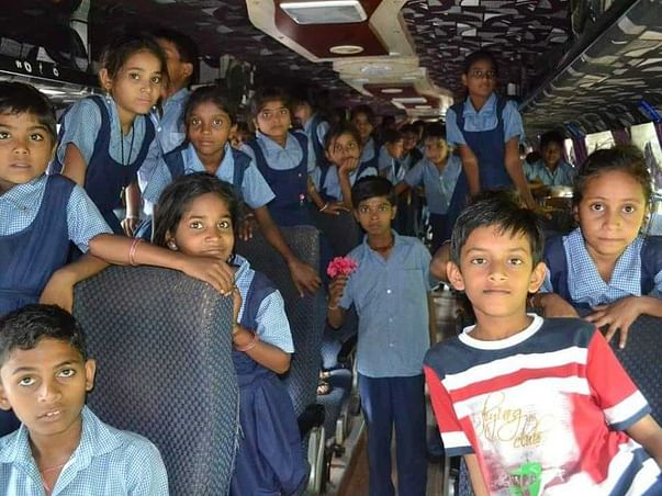 Picnic For Orphan Kids
