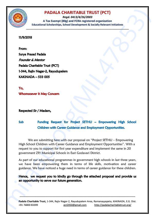 CAREER GUIDANCE FOR GOVT SCHOOLS