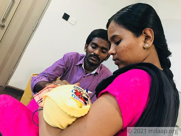 3-Month-Old With Severe Lung Infection From Hole In Heart Needs Help