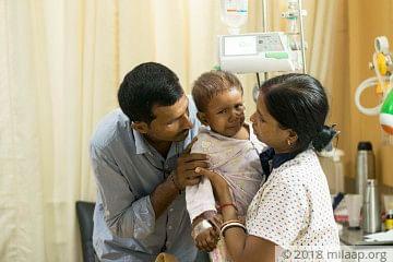 help-baby-aaradhya