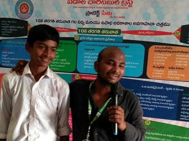 Support Government School Children With Career Guidance and Employment