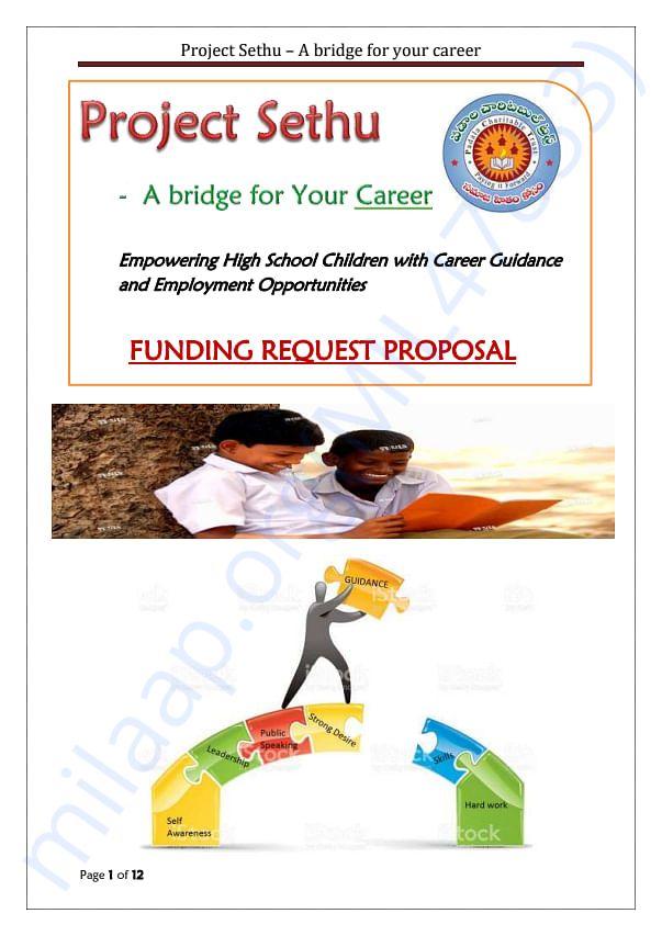 Sethu Project Proposal Document