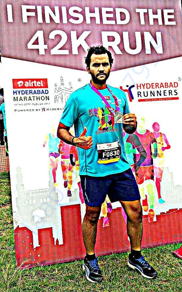 Hyderabad Full Marathon