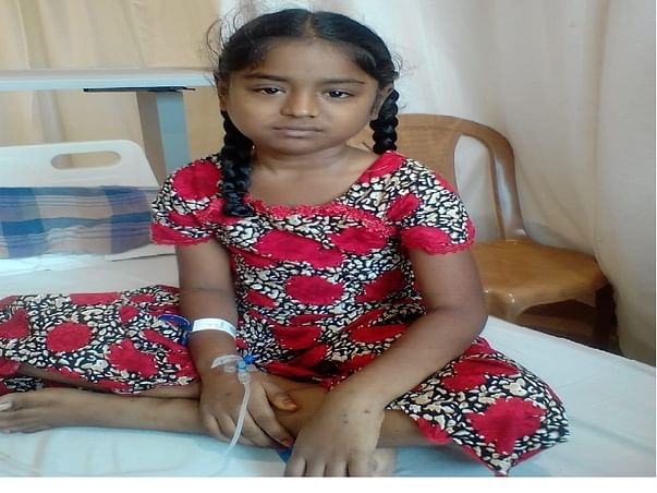 Please Help Sanjana Fight Blood Cancer