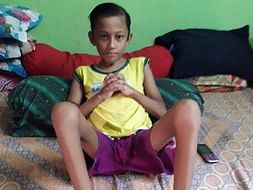 Help 11 Years Old Srijan fight against cancer !!