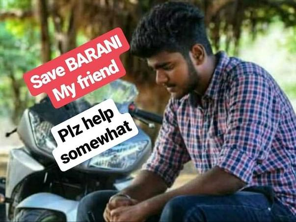 Barani Met With An Accident And Is Fighting For His Life