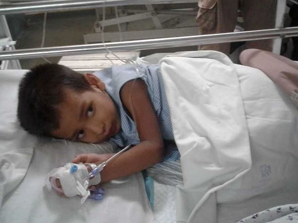 Suroj Urgently Needs Treatment