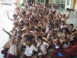Let's Empower The Students of Velachery!