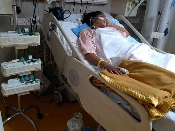Save Sneha, 18 Year Old Girl, Struggling For Life