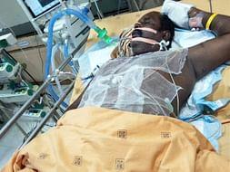 Help selvaraj fight major heart attack