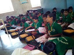 Help for Vallalar Primary School Kanjanur