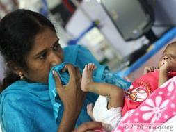 Help baby Harish to fight Cardiac disease