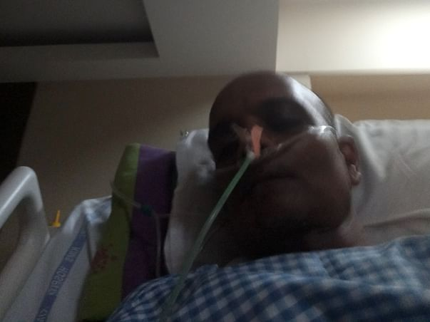 Please Help My Friend, Lalith