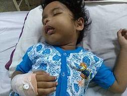 Help baby boy rishva