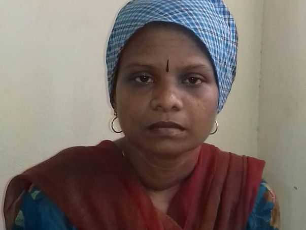 Help Gayathri Karthikeyan Fight Lung Cancer