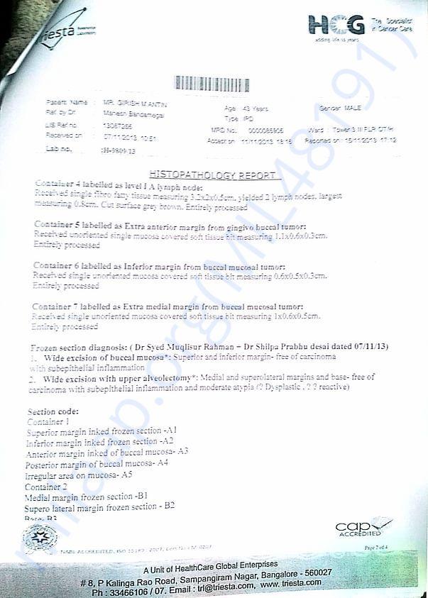 1st time HCG HISTOPATHOLOGY PG2