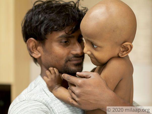 Baby Nishta needs your help to undergo surgery