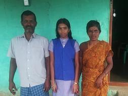 Help Sudharamanai Continue Her Higher Education