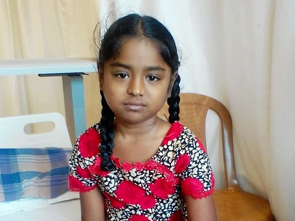 Help 10-yr-old Sanjana Fight Against Cancer