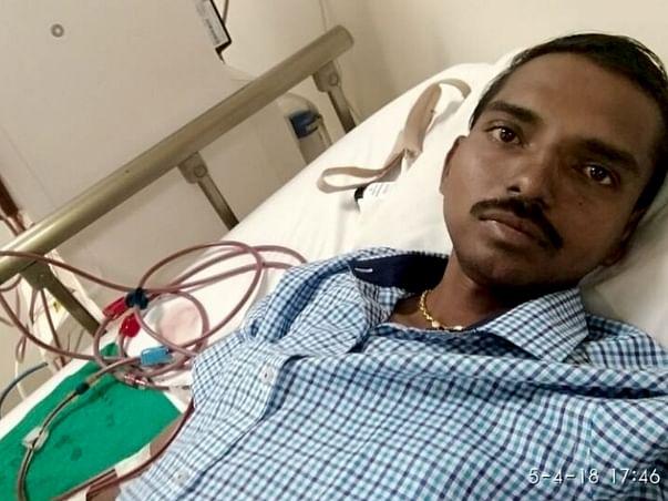 Help Gorakhnath Undergo Liver and Kidney Transplants