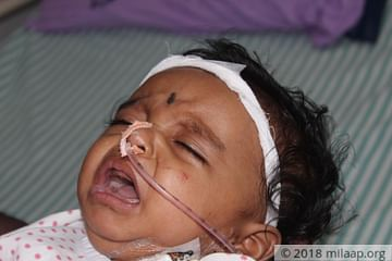 support-baby-of-rajani