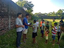 Help 150 Poor Children Get New Clothes For Durga Puja