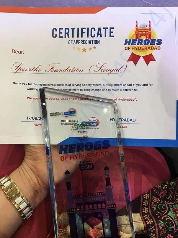 Heroes of Hyderabad