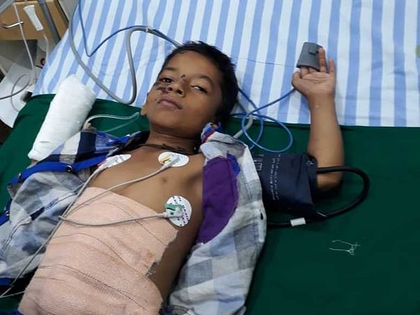 Help Adi (vedant) to Recover