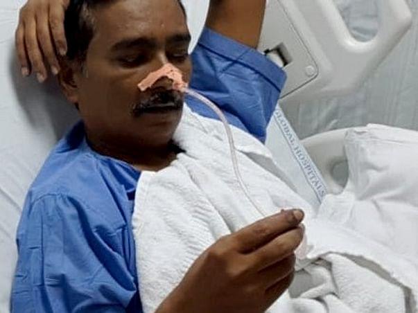 Please Help Capt. Sandeep Undergo Liver Transplant