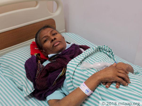 Haseena Begum Acute Myeloid Leukemia
