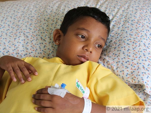 Mother Struggles To Save 8-Year-Old Who Lost An Organ, Needs Help