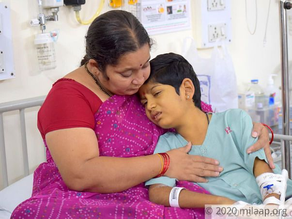 Support Kiran to undergo Liver transplant surgery