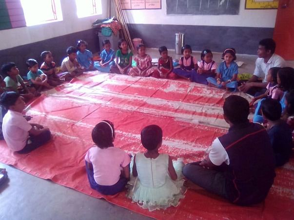 Support to Rural and Tribal Community Children