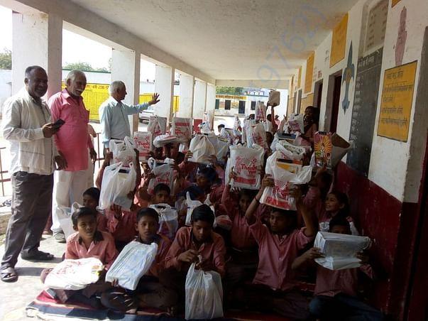Book distribution
