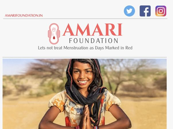 Menstrual Help For Girls in Need
