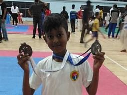 Help 9-Yr-Old Taekwondo Champ In His Treatment