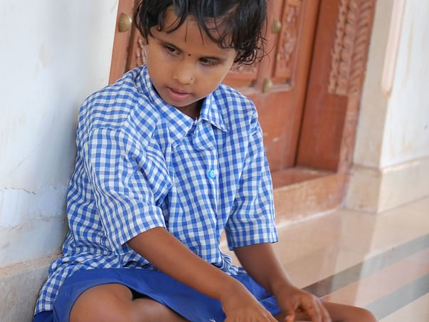Utility Vehicle For Blind Children